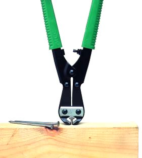 "MCC ME-0020 8"" End Cutter (also known as ''mini cutter'', ""wire cutter"") Cutting Capacity 1/8"" (soft) 1/16 (hard)"