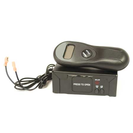 HPC - Hearth RCK-M, Fireplace Acumen On/Off Flame Remote control kit for use with the MMVK series kits.