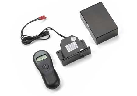 HPC - Hearth RCK-I ACUMEN ON/OFF REMOTE Acumen manual on/off remote control kit with heat shield for D/C application.
