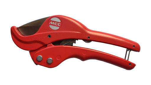 MCC VC-0334 - PVC & CPVC Pipe Cutter Ratcheting 1''(up to 1 3/4'') Professional Grade