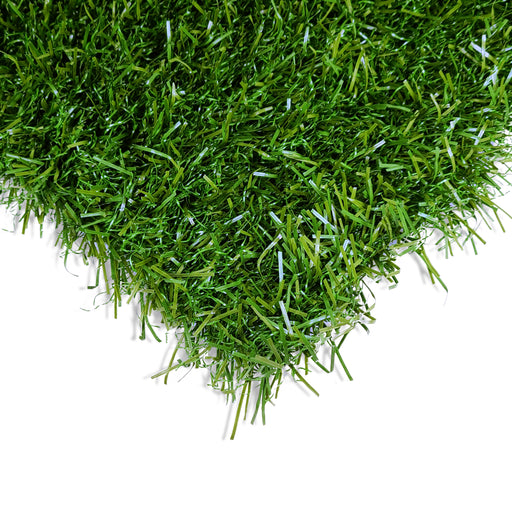 Malibu - 69oz Face Weight - Full Size Artificial Grass Turf Roll, (USA Made)- Synthetic Grass Lawn