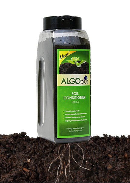 Humus - Soil Conditioner Easy Moisture Management - Algoplus