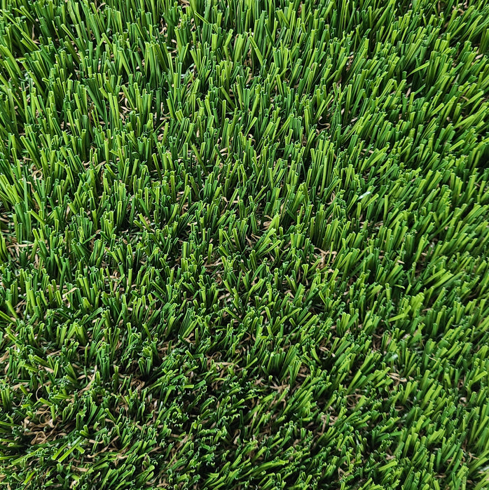 La Jolla - 80oz Face Weight - Full Size Artificial Grass Turf Roll, (USA Made)- Synthetic Grass Lawn