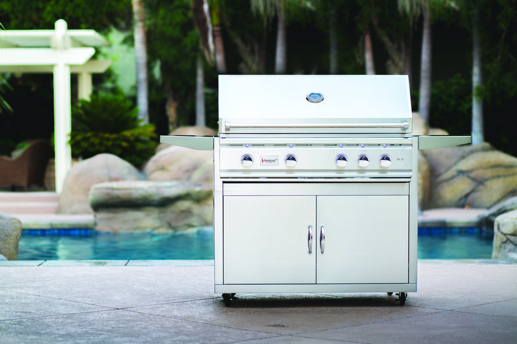 "TRL SERIES 38"" BUILT-IN OUTDOOR GRILL - Summerset - TRL38-LP, TRL38-NG"