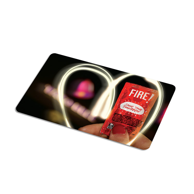 $5 Taco Bell Gift Card