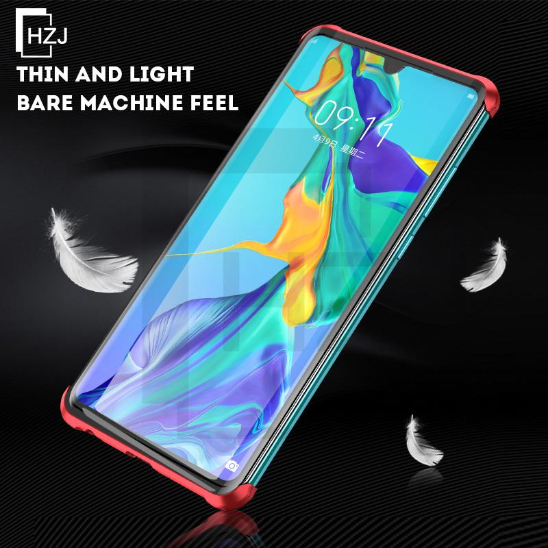 NEW Frameless Magnetic Phone Case for Huawei P30/P30Pro