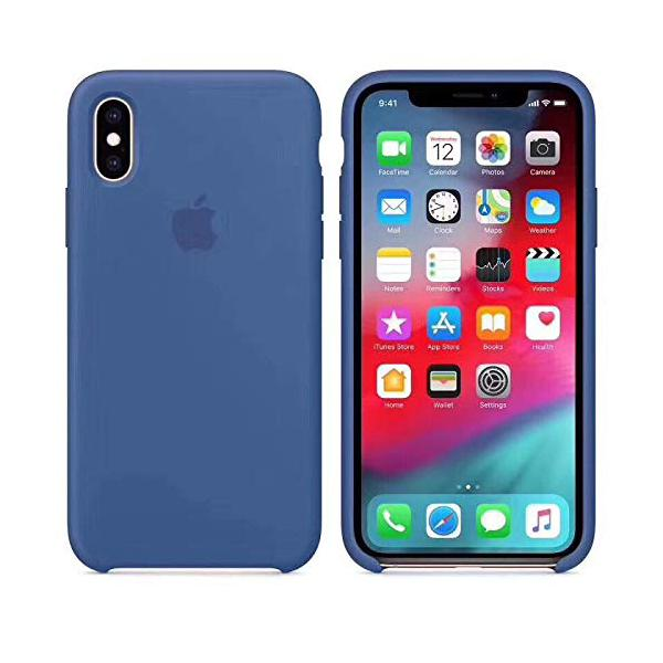 (😍😍Buy 2 get 5%OFF&Free shipping)Luxury Original Official Liquid Silicone LOGO Case For iPhone X/XS/XS Max/XR