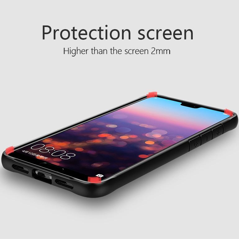 For Huawei P20Lite / Nova3e / P20 / P20Pro / Mate20 / Mate20Lite / Mate20Pro / Huawei Nova3i Huawei mobile phone shell anti-drop transparent protective cover