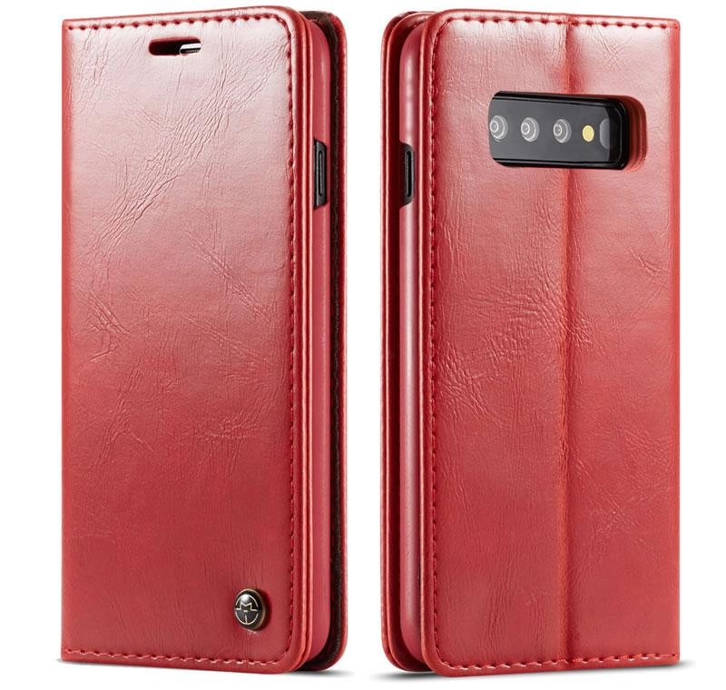 iPhone 7 Cover SHOPOFY {Imported} Premium Leather Wallet Flip