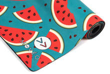 Load image into Gallery viewer, Watermelon Wonderland Premium Exercise Mat - Movéo Fit Co
