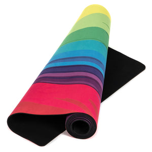 Color Me Beautiful Premium Exercise Mat - Movéo Fit Co