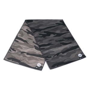Camouflage Dual Sided Cooling Towel - Movéo Fit Co