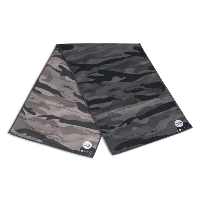 Camouflage Dual Sided Cooling Towel
