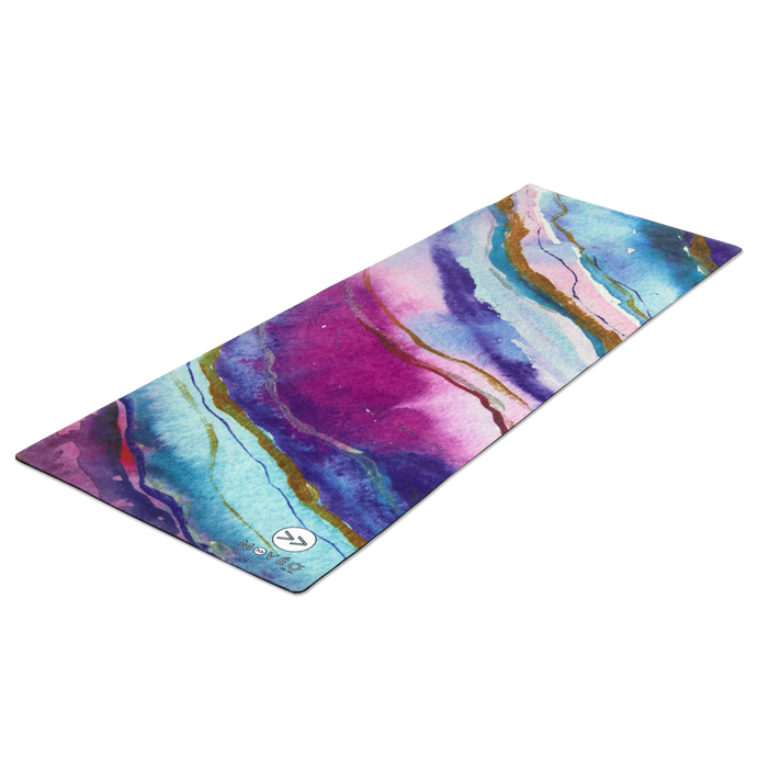 Cosmic Marble Premium Exercise Mat - Movéo Fit Co