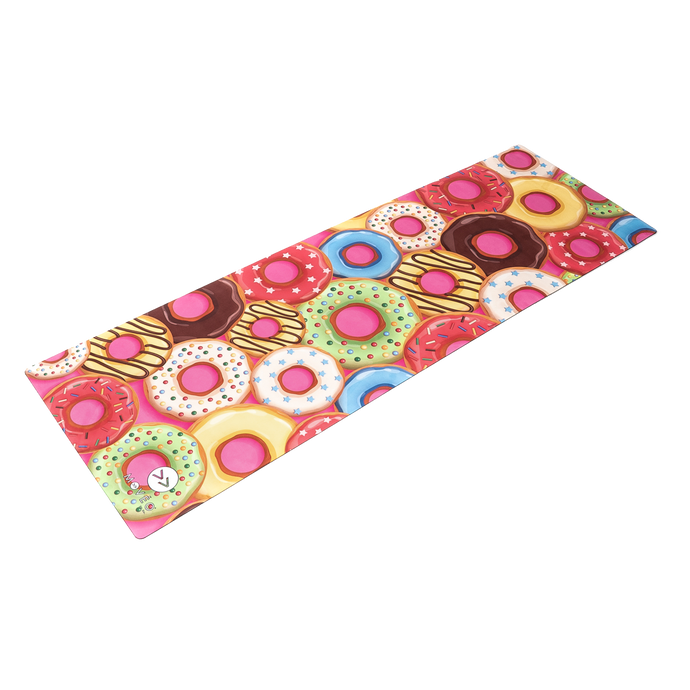 Whatever Sprinkles Your Donut Premium Exercise Mat