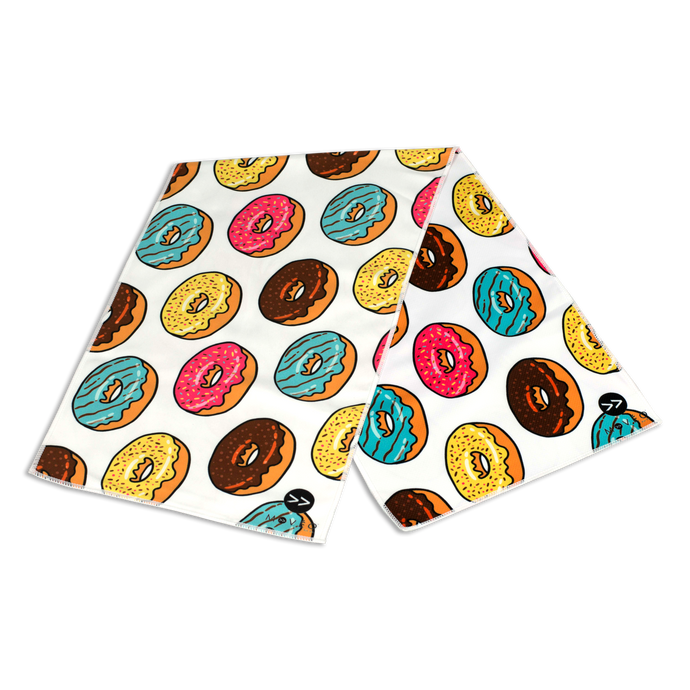 Donuts Dual Sided Cooling Towel - Movéo Fit Co