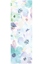 Load image into Gallery viewer, Fanciful Floral Premium Exercise Mat