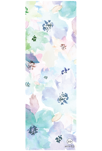 Fanciful Floral Premium Exercise Mat