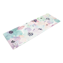 Load image into Gallery viewer, Fanciful Floral Premium Exercise Mat - Movéo Fit Co