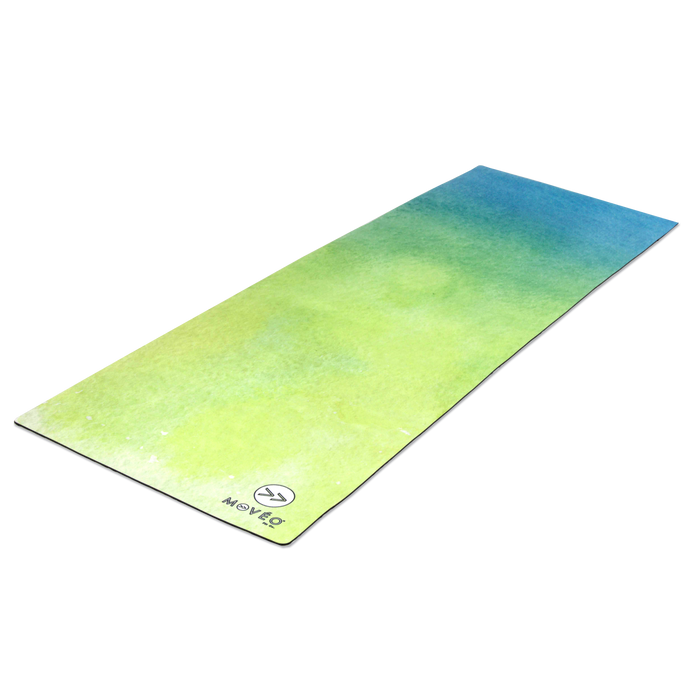 Cool Gradient Premium Exercise Mat - Movéo Fit Co
