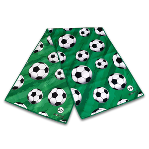 Soccer All Stars Dual Sided Cooling Towel