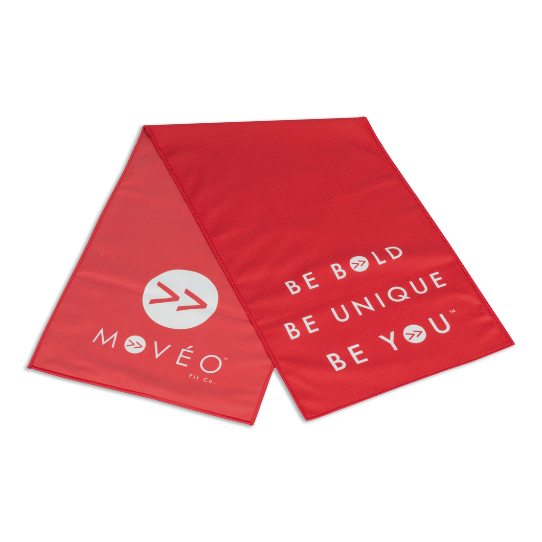 Movéo Dual Sided Cooling Towel - Movéo Fit Co