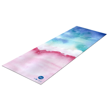 Load image into Gallery viewer, Beach Vibes Premium Exercise Travel Mat