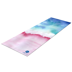 Travel Mat- Beach Vibes Premium Exercise Mat