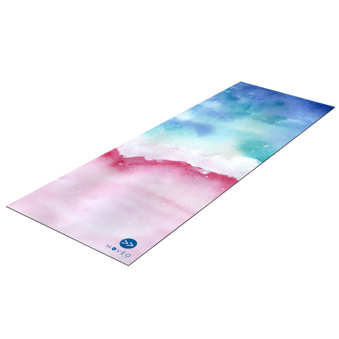 Beach Vibes Premium Exercise Travel Mat