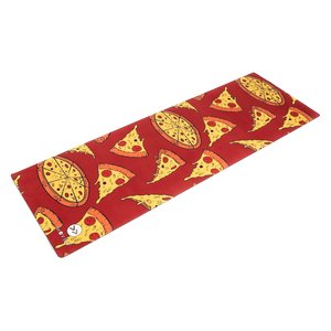 Pizza Party Premium Exercise Mat - Movéo Fit Co
