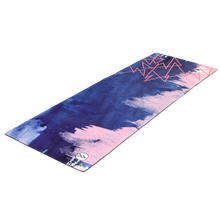 Load image into Gallery viewer, Rose Gold Revenge Premium Exercise Mat - Movéo Fit Co
