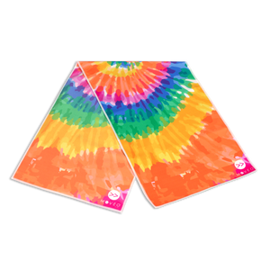 Tie Dye Dual Sided Cooling Towel - Movéo Fit Co