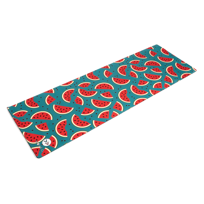 Watermelon Wonderland Premium Exercise Mat - Movéo Fit Co