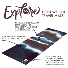 Load image into Gallery viewer, Travel Mat- Desert Serenity Premium Exercise Mat