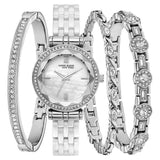 Anne Klein New York Ceramic Bracelet Watch Set