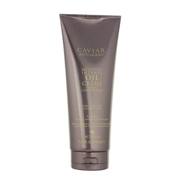 Alterna Caviar Anti Aging Moisture Intense Oil Creme Deep Conditioner 15.5 oz (For very dry, coarse hair))