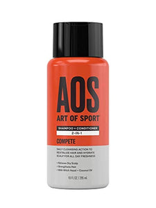 Art of Sport Sulfate Free Shampoo and Conditioner