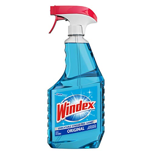 330556db106 Windex Glass Cleaner Trigger Bottle