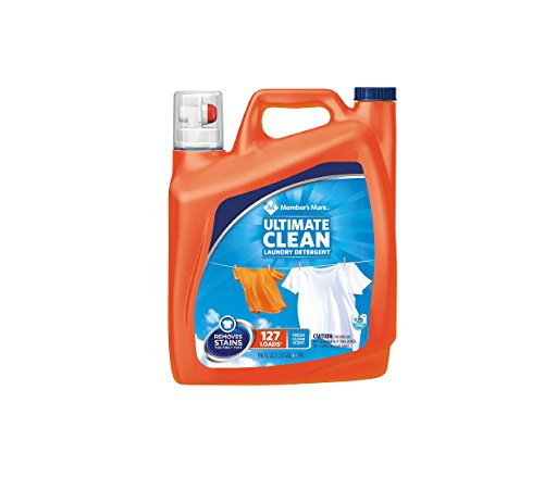 Member's Mark Ultimate Clean Liquid Laundry Detergent (196 oz., 127 loads)