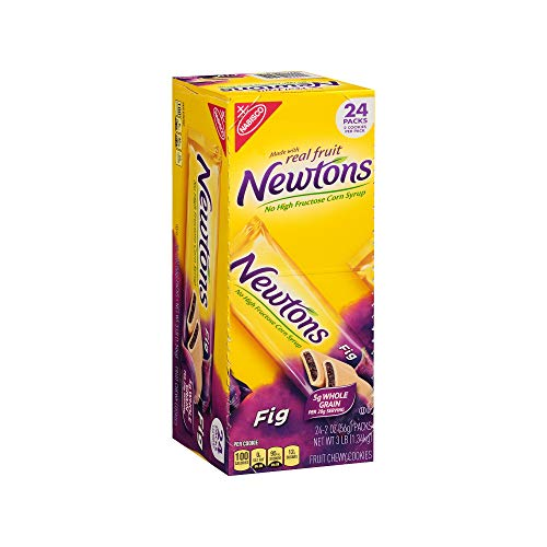 Nabisco Newtons Fig Chewy Cookies (2 oz, 24 pk.) - Pack of 2