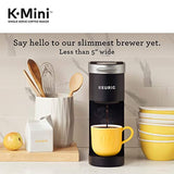 Keurig K-Mini Coffee Maker, Single Serve K-Cup Pod Coffee Brewer