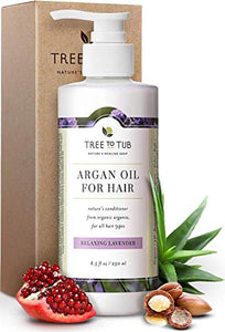 Deep Repair Argan Oil Conditioner by Tree To Tub