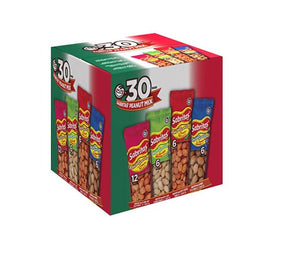 2 Pack Sabritas Peanuts Variety Pack (30 ct. Each )