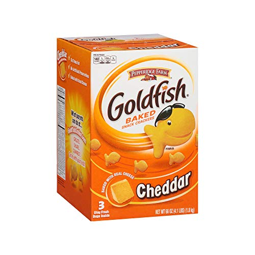 Pepperidge Farm Goldfish Crackers (22 oz, 3 ct.)