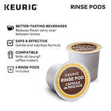 Keurig Brewer Cleanse Kit For Brewer Descaling and Maintenance