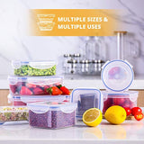 Veken Food Storage Containers