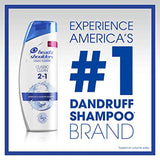 Head and Shoulders Classic Clean Anti-Dandruff 2 in 1 Shampoo and Conditioner