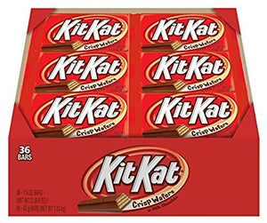 KIT KAT Holiday Chocolate Candy Bars, 1.5 Ounce (Pack of 36)