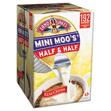2 Pack Mini Moo's Half and Half, 192 Each per Pack