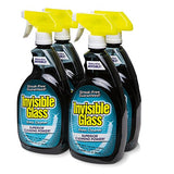 Invisible Glass 92194-4PK Premium Glass Cleaner (32-oz.Bottle), 128 fl. oz, 4 Pack